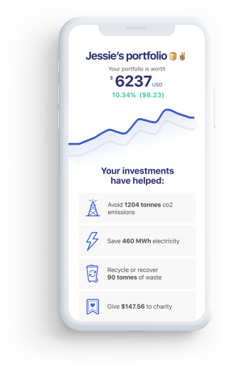 Goodments investment impact tracking